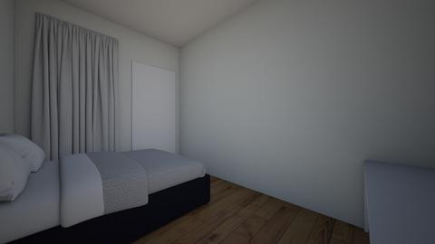 BEDROOM - Modern - Bedroom  - by jennylin29003