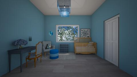 Its a boy - Kids room  - by XenaChico