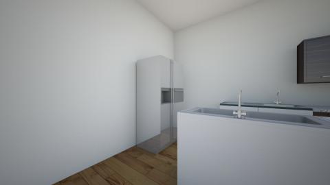 4222 CLINTON AVE - Retro - Kitchen  - by Sara Evers