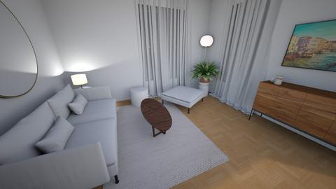 Living room rug small2 7 - Living room  - by MarikaMV