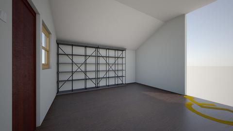 Balatonipadlas - Living room  - by URGUY_GALLO
