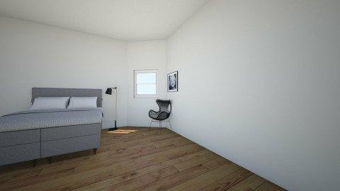 master bedroom - Bedroom - by Crystal Morrugares