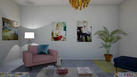 salon art  - by wiwa