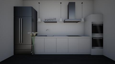 Urban retreat - Modern - Kitchen - by Boba Boba Teaaaaaaa