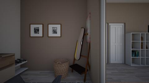 manne3 - Bedroom - by EliseMann