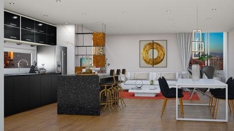 Apartamento - by Aymee Estrella