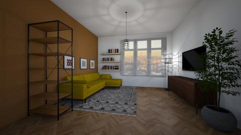 BB - Minimal - Living room  - by Twerka