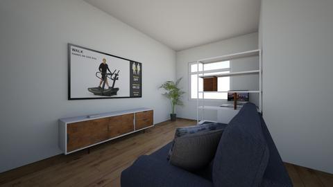 living room 1 - Living room  - by Dead_Jane