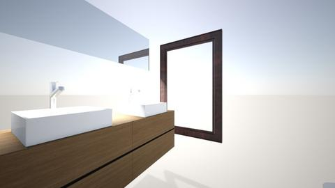 badkamer - Bathroom - by coutsof