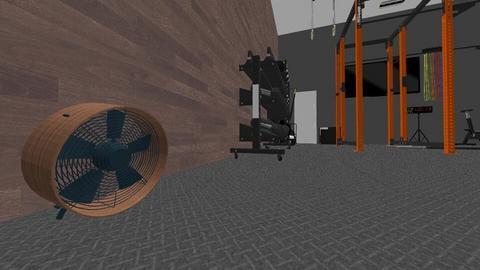 Garage GymM - by rogue_6244c1f89846181b9ccf82f63022d