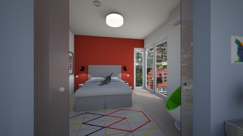 SEOUL Bedroom - Bedroom  - by EDeb