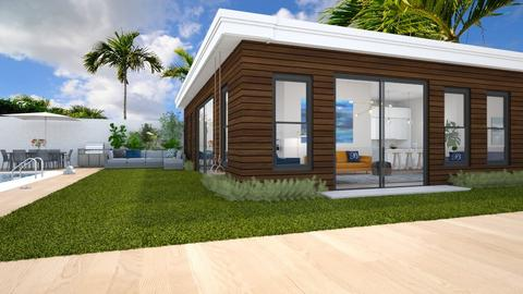Beverly Hills Home - Modern - Garden  - by lovedsign