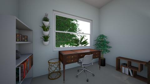 Subtropical Office - Office  - by HBeaufort