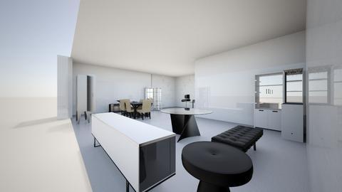 Apartamento 1 persona  - Modern - by estiven_bernal_