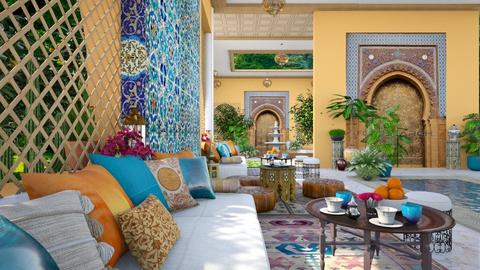 Marrakesh habibi - by lilica