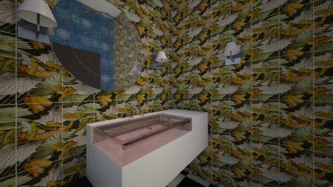 767 - Glamour - Bathroom  - by Anjelikadaisy