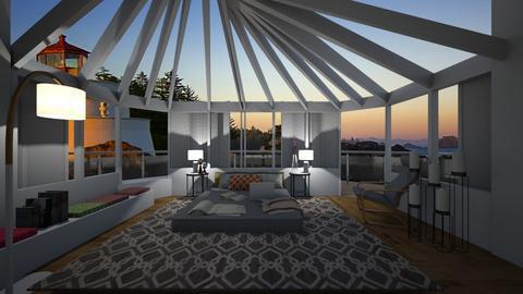 bedroom - Bedroom - by Grigoria Popli