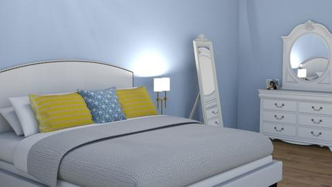 Blurry Bedroom - Bedroom  - by mary_bresnahan