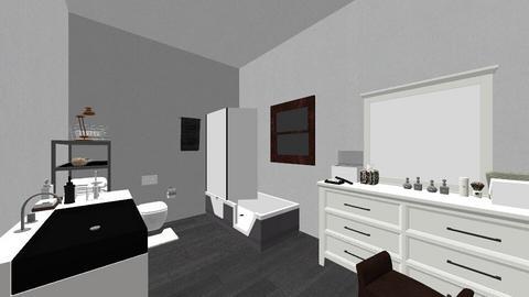 minimal bedroom - Minimal - Bedroom - by xhanne torres