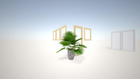 Basement - Office  - by Julie WW