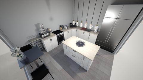Final Project  - Kitchen  - by Annikad21346