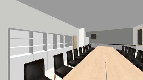 Vecnamenski prostor - Office  - by sandrapentek