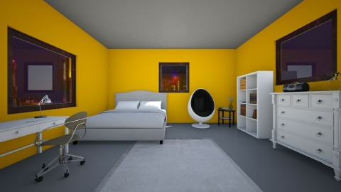 Elaine - Bedroom - by AppleSpongeCake