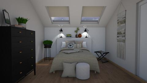Sky view - Bedroom  - by Thrud45