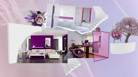 Modern lavender - by barnigondi