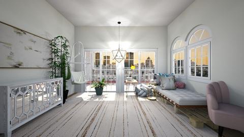 Plant aesthetic - Bedroom  - by kiwimelon711