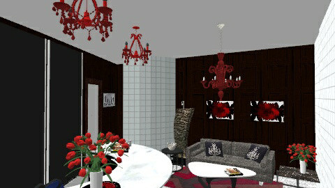 final reception area2 - Modern - Office  - by Lorali