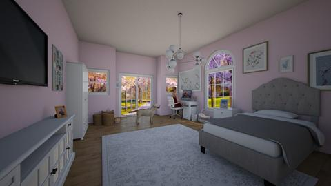 small bedroom - Bedroom  - by future_dream_room
