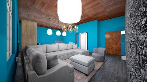 My room at Obuasi - Modern - Bedroom  - by Nanawiafe