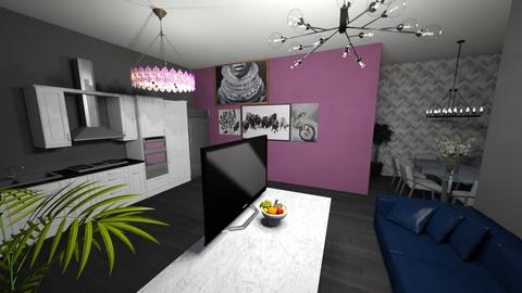 Art Deco Living - Modern - by vicc44