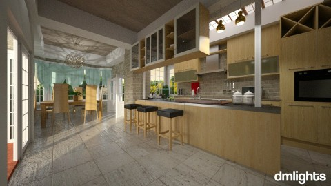 Madeira - Kitchen  - by Roberta Bela