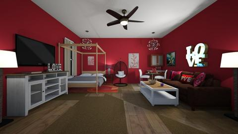 room 1 - Bedroom  - by earri9504