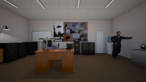 Fox Mulders Office - Office  - by mspence03
