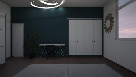 room  - Minimal - Bedroom  - by yarno