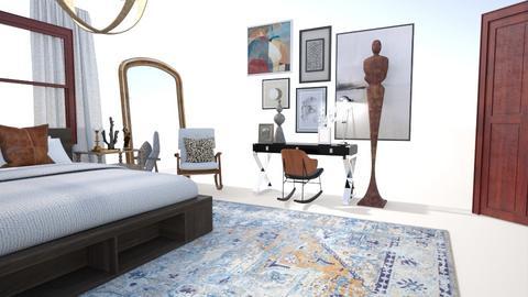 camera_01 - Modern - Bedroom  - by mcrina866