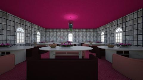 Restaurant - by RoseRouge888