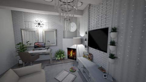 game room - Modern - by artisticmind