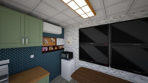 Studio 208 Concept - Office  - by muthaship