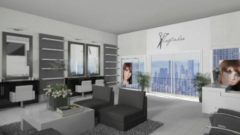BeautySalon001 - Modern - by Ivana J