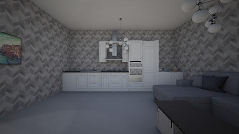 my apartment room 3 - by Chardesigner