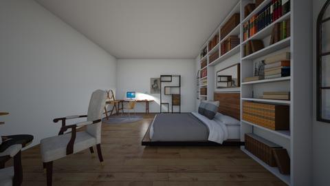 bonito - Bedroom  - by ana valentina maravilhosa