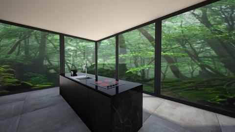 Kitchen Island - Kitchen - by lindie20