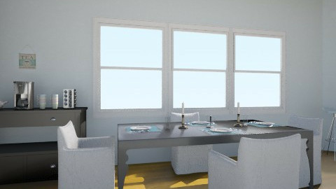 small dining room - Kitchen - by maggieh20
