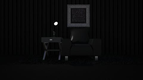 Hate - Living room - by Vanessa Aubrey