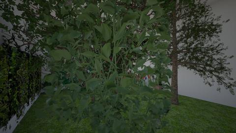Jardim interno Apto1 2 - Garden  - by LuAlo