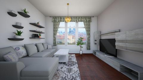 8 - Classic - Living room  - by Twerka